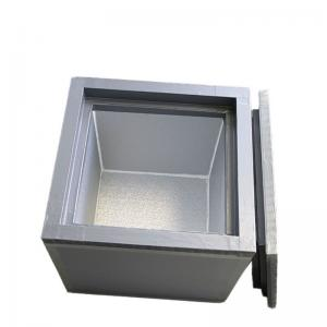 China 42 L Vacuum Insulated Panel / Transportation Insulated Box For Keeping -20 degrees 40 hours on sale