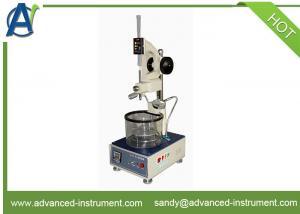 China ASTM D5 Bitumen Penetrometer Apparatus Asphalt Penetration Test Kit on sale