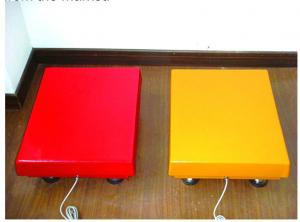 China Anti-Corrosion Platform Bench Weighing Scales For Particular Mining , High Accurate on sale