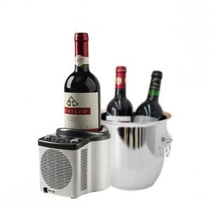 China One bottle wine Beverage Cooler Warmer 12V 3A adapter , white color on sale
