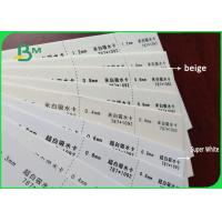 China 0.3mm 0.4mm 0.5mm Natural White Perfume absorbent paper sheets 600mm x 800mm on sale