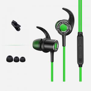 China In Ear Mobile Phone Good Wired Gaming Headsets Earbuds With Microphone For Pc on sale