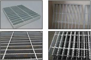 China Sale High quality hot-dipped galvanized steel bar grating on sale