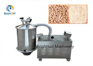 China Powder Vacuum Feeding Machine Chickpea Flour Conveyor Soybean High Efficiency on sale
