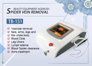 China 13.56MHz Beauty Salon Equipment Laser For Spider Vein Removal / Acne treatment on sale