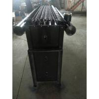 Large All Aluminum Heat Exchanger With Epoxy Coated Used For Salt Water