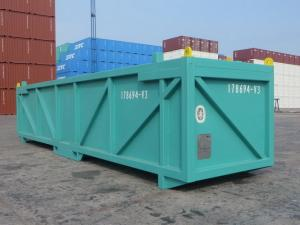 China DNV Steel Storage Containers , 22ft Insulated Shipping Container Durable on sale