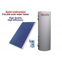 Directed Circulation Residential Heat Pump Water Heater Solar Water Heating System