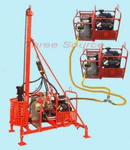 China TSP-40 man portable drilling rig on sale