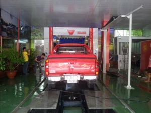 China Intelligentized Car Wash Machine TEPO-AUTO-WF-501, Car Wash Franchise on sale