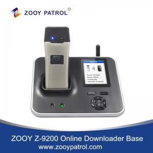 China Z-9200 WIFI/GPRS/Ethernet IP Data Transferring Guard Patrol Solution on sale