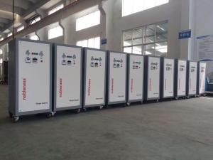 China Micro Box Type Mobile Nitrogen Gas Generator 0.1-0.65 Mpa For Tyre Gas Charging on sale