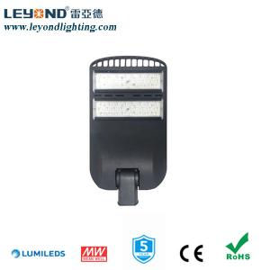 China High Lumen LED Street Lighting 100W 5 Years Warranty For Roadway Lighting Fixture on sale