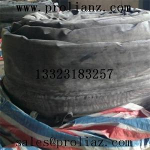 Quality Custom Water Filling Rubber Dam Bladder of black to Zambia for sale