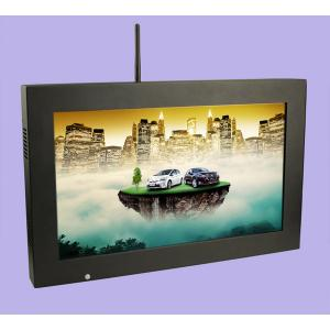 China 18.5 Inch 16.7M 500:1 Wall Mount LCD TV Advertising Display 1600*900 Resolution on sale