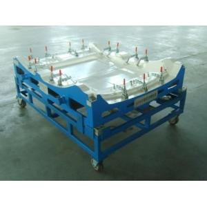 China RR Side Wall Inner Board Assembly Checking Fixture ComponentsNon Standardized Inspection Tool on sale