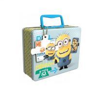 Despicable Me Minions Tin Puzzle Box for Sale