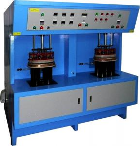 China Three Phase Induction heating machine / Two Station Braze welding machine on sale