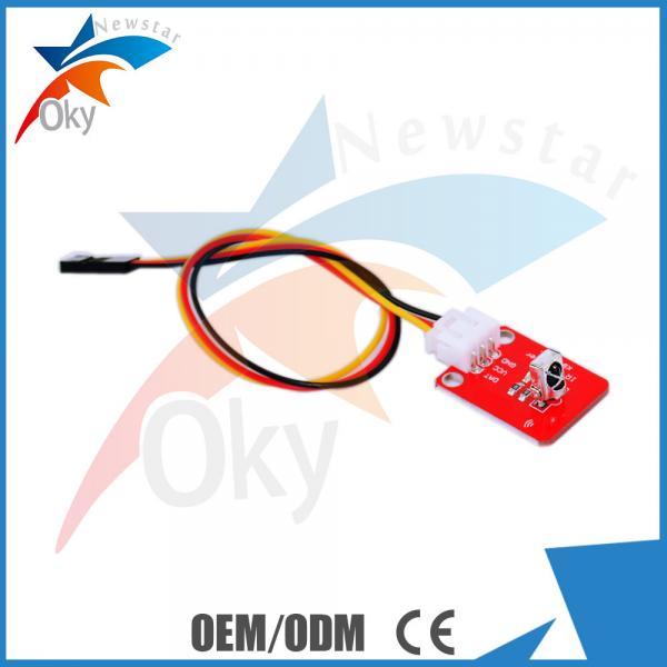 Arduino Compatible 1838 Infrared Receiver Module 37 9 KHz 18 m