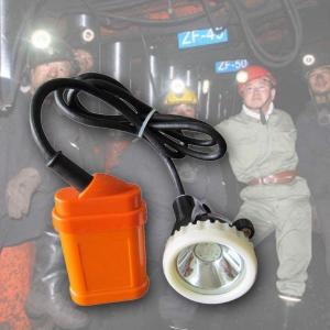 China KJ3.5LM Explosion proof mining cap headlamp 3.5Ah rechargeable Ni-Mh battery on sale