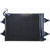 VW POLO Automotive Air Conditioning Condenser , 6Q0820411 6Q0820411B