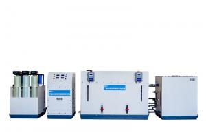 China Multiple Protection ClO2 Generator High Stability 36kW/kg Chlorine Consumption on sale