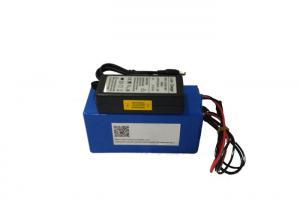 China 18650 Electric Bike 24v Battery Pack , 9Ah E Bike Lithium Ion Battery Pack on sale