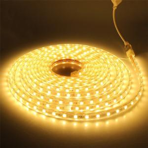 China comprar tiras led 220v 240v ac SMD5050 60 LED/m Blanco Neu white flexible LED strip lights Tape LED Christmas DIY home l on sale