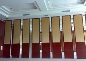 China Noise Insulation Melamine Board Folding Sound Proof Partitions / Acoustic Room Dividers on sale
