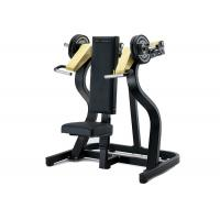 China Gym Use Hammer Strength Plate Loaded Equipment , Shoulder Press Exercise Machine on sale