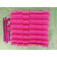 China Wave have curler / Magic Leverag Hair Curlers For Spiral Curls on sale