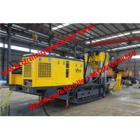 TD -33x120 330KN Horizontal Directional Drilling Machine 176Kw Diesel Engine