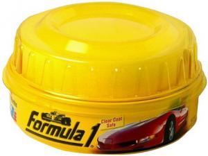 China Formula 1 car polish wax tin can  round tin can chemical tin can on sale