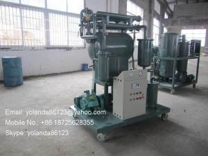 China Single-stage Vacuum Insulating Fluids Purifier ZY-100 | Transformer Oil Purification Unit, Oil Purifier Machine ZY-100 on sale