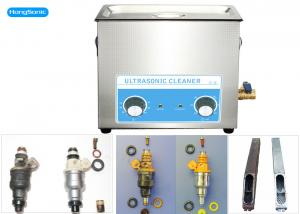 China Stainless Steel Ultrasonic Auto Parts Cleaner , 30L 500Watt Ultrasonic Injector Cleaner on sale