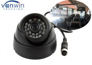 China Plastic Housing Indoor 2mp IR Car Dome Camera 1080p HD Security CCTV Cameras for Bus on sale