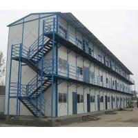 light steel structure mulity storey prefab house for workers