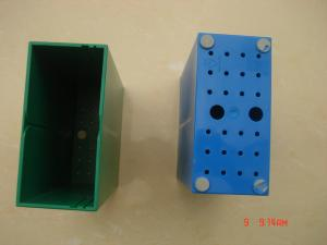 China Plastic Injection Molding Making Dishware Frame with LKM , Hasco , DME Base clear plastic injection molding on sale