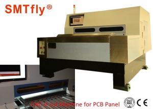 China 3.0KW PCB V Groove Cutting Machine , 220V Cnc V Grooving Machine TBI/THK Screw on sale