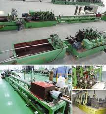 China HG50 HF welded tube Mill line on sale