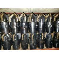Size Customized Oilfield Drill Bit , Hard Rock Drill Bits Wear Resisting