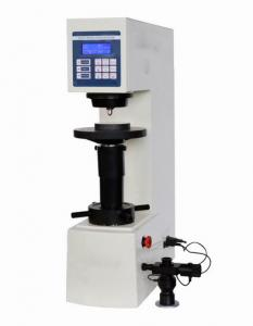 China Load Cell Control Brinell Hardness Test Apparatus With 20X Digital Measurement Microscope on sale