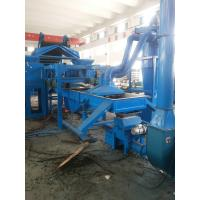 China Continuous Waste Tire Recycling Machines For Rubber Powder Plant , Automatic Tire Recycling Line on sale
