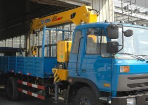 Quality Sécurité durable XCMG transportant la grue montée par camion télescopique de for sale