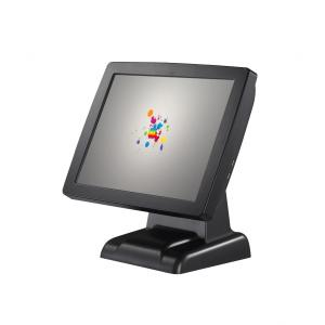 China Capacitive Touch Panel Pos Computer System High Brightness With HD LCD Monitor on sale