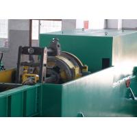 China Welded Stainless Steel Pipe Rolling Machine , 75KW SS Tube Mill Line ISO on sale