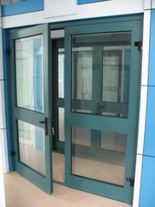 China Aluminium folding door on sale