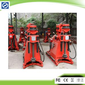 China Military Quality Energy Conservation Percussion Drilling Rig on sale