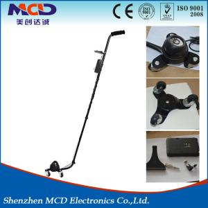 China DVR Function Under Vehicle Inspection Camera Three Wheels For Security Checking on sale