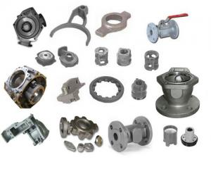 China Chromium / Copper Pallet Jack Parts Steel Ball Blasting Powder Coating on sale
